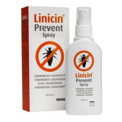 LINICIN PREVENT SPRAY X100ML