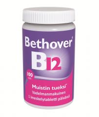 BETHOVER 1 MG B12-VITAMIINI X100 TABL