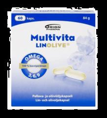 MULTIVITA LINOLIVE 60 KAPS