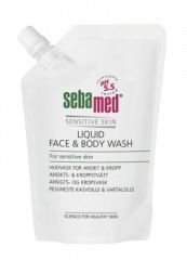 SEBAMED LIQUID FACE&BODY WASH PESUN TÄYT 400 ML