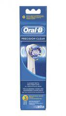 ORAL-B PRECISIONCLEAN 3 VAIHTOHARJAT 1 KPL
