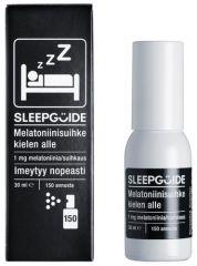 SLEEPGUIDE MELATONIINISUIHKE 40 ml
