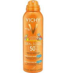 Vichy IS Anti-Sand suihke lapset SPF50+ 200 ml